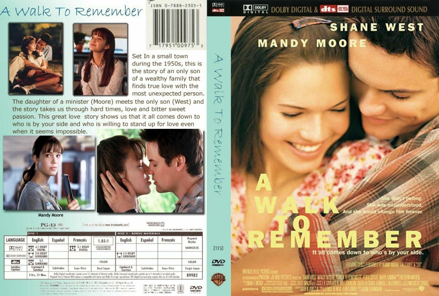 a walk to remember A Walk To Remember   Un Paseo Para Recordar (español Latino)